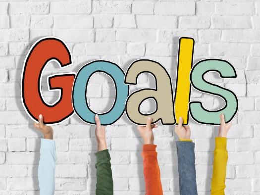 Set goals to be debt free