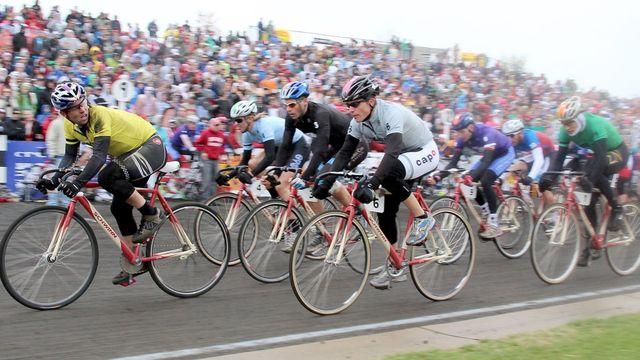 Indiana University's Little 500 bike race.